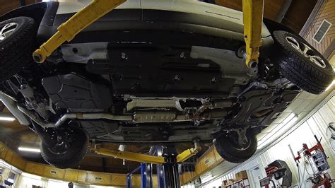 Beneath the Trailhawk: Dirty Side of the 2014 Jeep