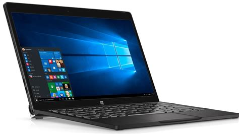 Dell XPS 12 2016 Windows 10 2-In-1 Review - HotHardware