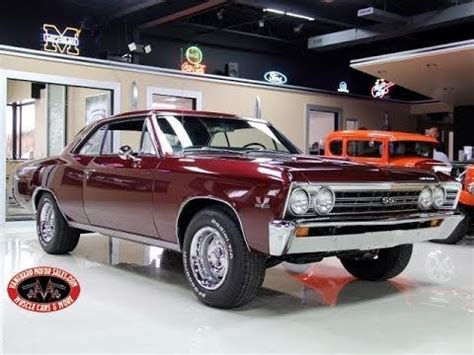 1967 Chevrolet Chevelle Test Drive Classic Muscle Car for