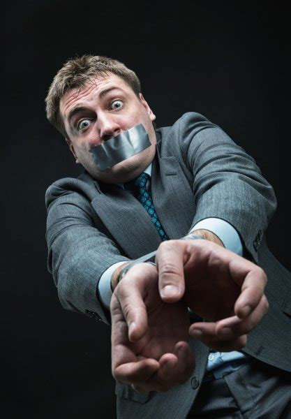 Gagged Stock Photos, Royalty Free Gagged Images