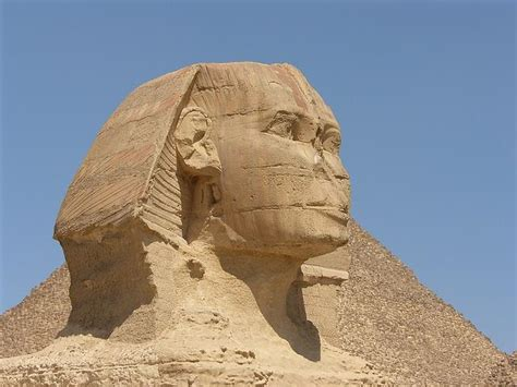 The Great Sphinx of Giza   Highbrow