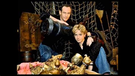 Peter Pan 2003 Cast, Behind The Scenes, And Some MORE Rare