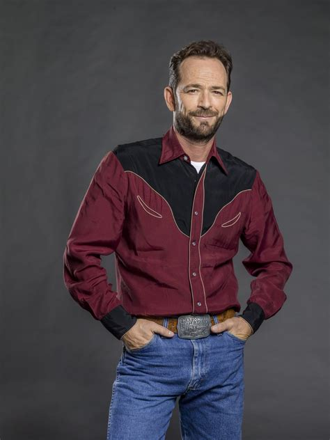 Luke Perry as Avery Ford in Love in Paradise | Hallmark
