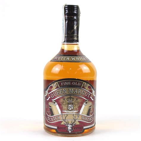 Queen Margot Blended Scotch Whisky | Whisky Auctioneer