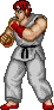 Street Fighter/Ryu — StrategyWiki, the video game