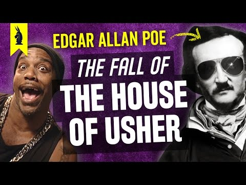 Edgar Allan Poe's The Fall of the House of Usher: Summary