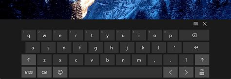 How To Disable the On-Screen Touch Keyboard in Windows 10