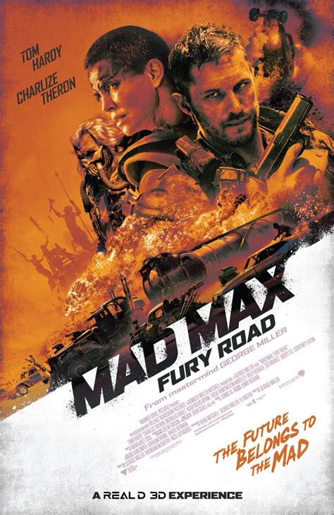 Great New MAD MAX: FURY ROAD Poster and Mondo Art Series