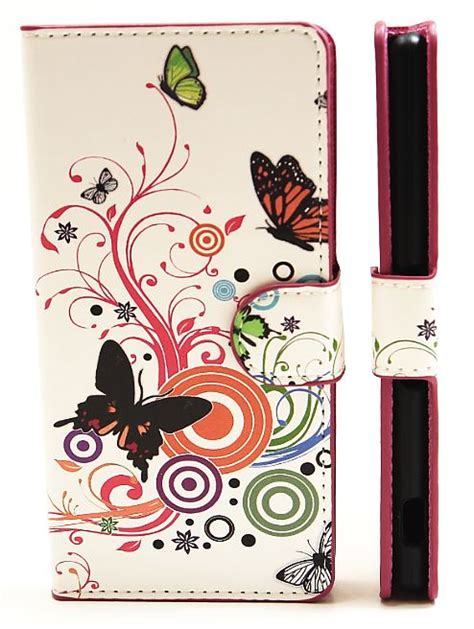 Standcase Wallet Sony Xperia Z3 (D6603) - Billigamobilskydd