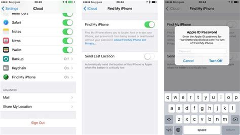 How to turn off Find My iPhone: Remove iPhone/iPad/Mac