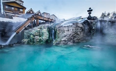 How to Use the Onsen: Japanese Hot Springs - Japan Rail Pass