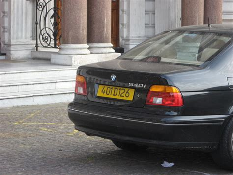 List of country codes on British diplomatic vehicle